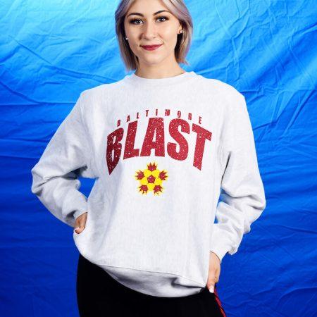 Blast Crew Neck Sweatshirt