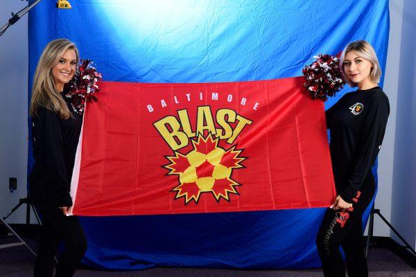 3' x 5' Blast Flag