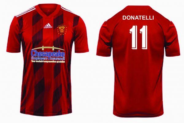 Donatelli Jersey