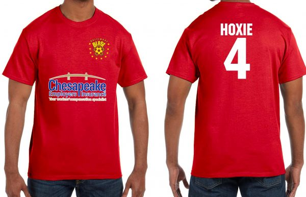 Hoxie Player Tee