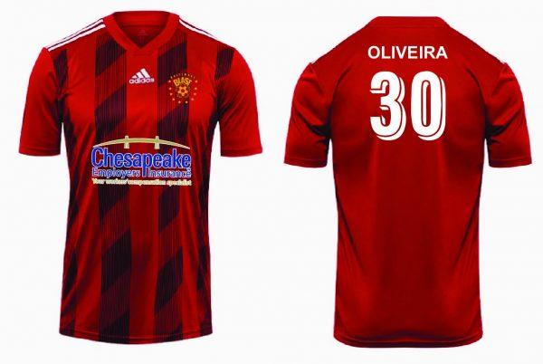 Oliveira Jersey