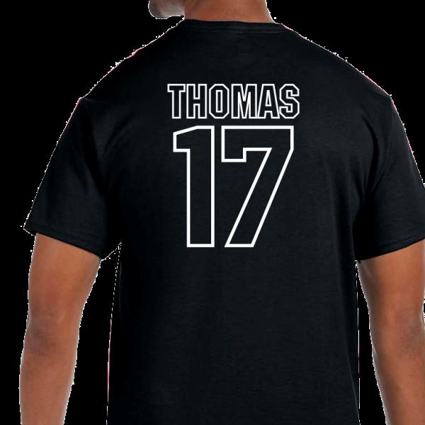 Thomas Player Tee